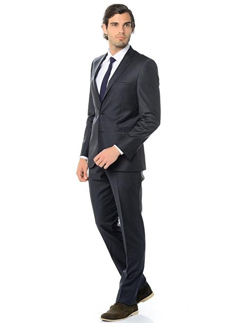 31102df481112 Altınyıldız Classics Erkek Takım Elbise Füme-Lacivert | Morhipo | 15516129